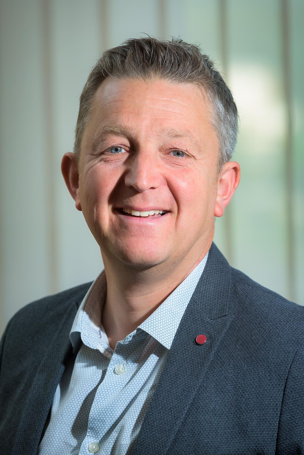Benoit DE HEYN, créateur de parcelles viabilisées à Rouen