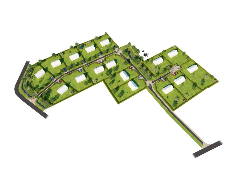 Terrain à vendre flancourt crescy en roumois